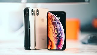 The REAL iPhone XS Review -  One Month of Use!