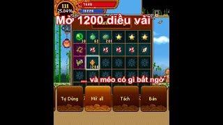Ninja School Online - Mở 1200 diều vải - huysiunhan