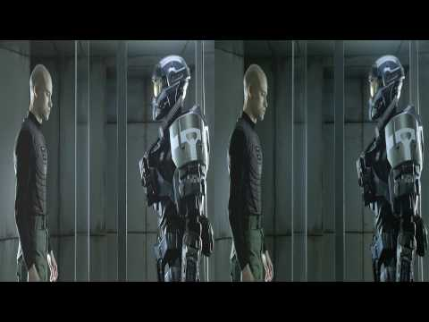 Halo Reach Live Action 3D Trailer [ HD Stereoscopic ]