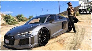GTA 5 REAL LIFE MOD | #6 CONEXION MEDELLIN (SICARIOS)💊