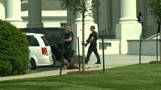 Secret Service guns down armed man outside White House