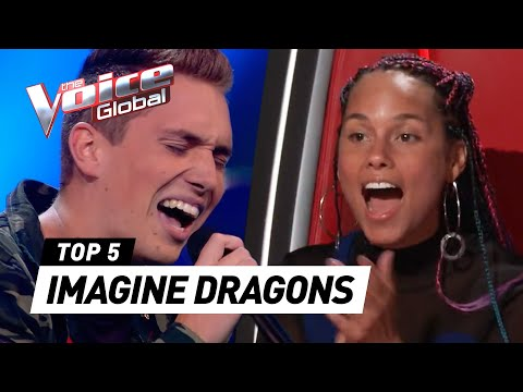 IMAGINE DRAGONS in The Voice [PART 2] | The Voice Global