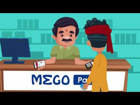 How to Use Micro ATM Device in Mego Pay App