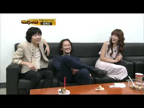 9R(3), #14, Kim Kyung-ho - Hey Hey Hey, 김경호 - 헤이 헤이 헤이, I Am a Singer 20111120