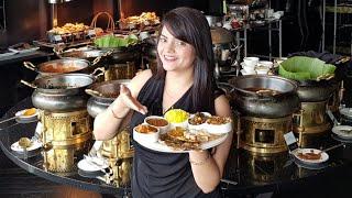 Indian Food Buffet   Bangkok