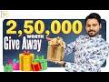 6 Lakhs Subscribers Special  GIVE AWAY | Venu Kalyan | Life Coach
