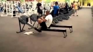 Nghịch ngu tại phòng tập gym 2