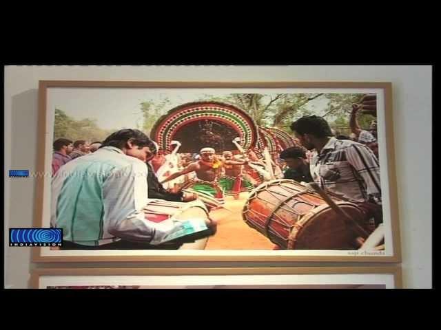 Photograph Expo of Saji Chunda with heart touches rural beauty of Malabar