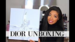 DIOR HANDBAG UNBOXING & REVEAL (CAN'T BELIEVE I GOT THIS) - LUXURY HAUL