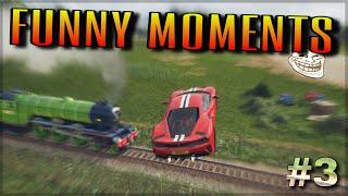 Forza Horizon 4 | EPIC STUNTS, WINS & FUNNY MOMENTS #3