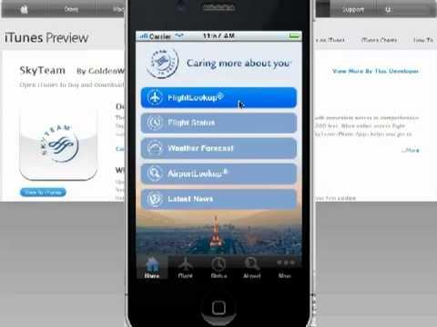 iPhone App Videos
