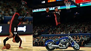 ALL-STAR WEEKEND SLAM DUNK CONTEST! OMG!! CAM KILLED THE BEST DUNK CONTEST EVER! - NBA 2K18 MyCAREER