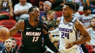 Sacramento Kings vs Miami Heat - Game Highlights   January 20, 2020   2019-20 NBA Season