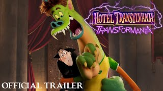 HOTEL TRANSYLVANIA : TRANSFORMANIA Movie Trailer Video HD