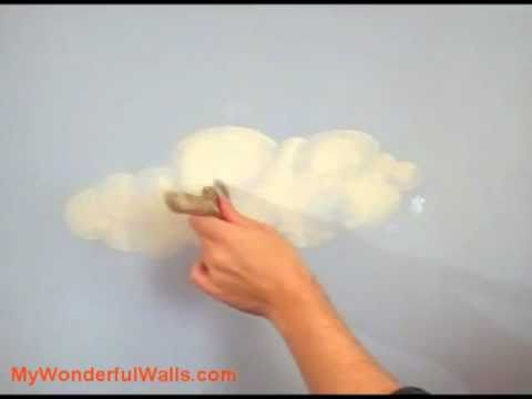 How To Paint Clouds Youtube