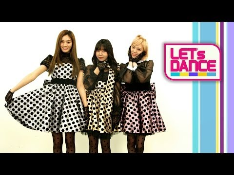 Let's Dance: Orange Caramel(오렌지캬라멜) _ Catallena(까탈레나) [ENG/JPN/CHN SUB]