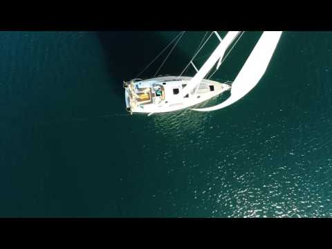 Sailing Yacht Elan 45 Impression