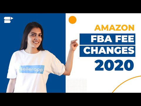 How much does it cost to Sell on Amazon FBA 2020?
