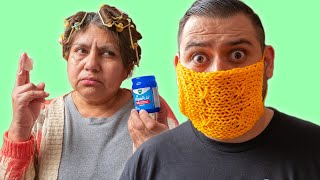 QUARANTINE in a Mexican Household