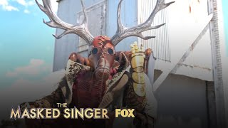 The Clues: Deer | Season 1 Ep. 1 | THE MASKED SINGER
