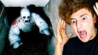 My WORST JUMPSCARE EVER.. *3 SCARY GAMES*