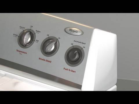 Dryer Start Switch Replacement Whirlpool Kenmore Electric