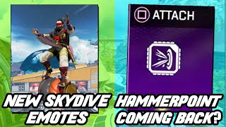 Apex Legends Legacy Battle Pass Revealed! S9 Start Time, Hammerpoint Returning (Eventually) & More!