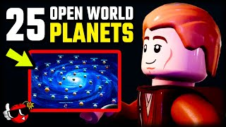 New LEGO Star Wars RIDICULOUS amount of planets CONFIRMED