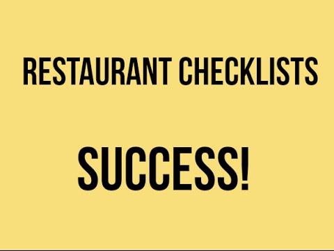 Manifestly for Restaurants