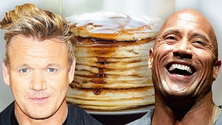 Which Celebrity Has The Best Pancake Recipe?