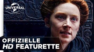 Maria Stuart, Königin von Schottland – Featurette 'Courts vs. Queens' german/ deutsch HD HD