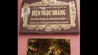 Độc đáo chùa Ngọc Hoàng ở Sài Gòn đón tổng thống Mỹ Obama