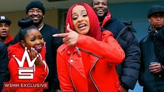 "Cardi B ""Red Barz"" (WSHH Exclusive - Official Music Video)"