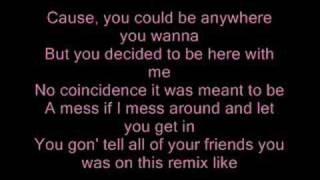 Love In This Club Pt. 2-Usher-With lyrics!!