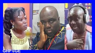 Ohemaa Woyeje finally exposɛs k!llers of KABA at Adom FM;her F!ght with Captain Smart & more
