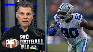 Will any franchise tagged players sit out season? | Pro Football Talk | NBC Sports