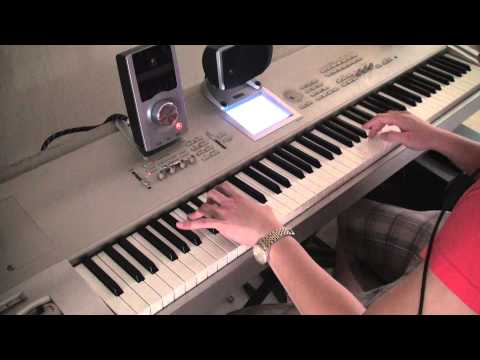 Baixar David Guetta ft. Ne-Yo, Akon - Play Hard Piano by Ray Mak