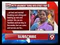 Pro-Kannada activists VS residents - NEWS9