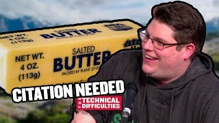 The Norwegian Butter Crisis and the Ark of Taste: Citation Needed 8x02