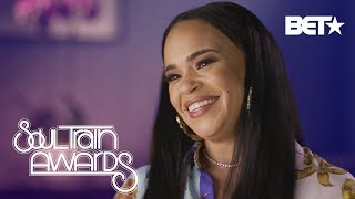 21 Questions w/ Faith Evans, The Lady Of Soul | Soul Train Awards 2018