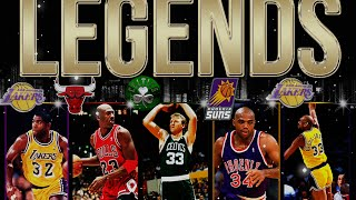 NBA LEGENDS - Hall of Fame