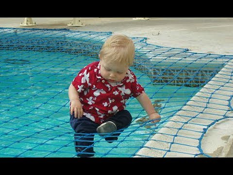 Pool Safety & Drowning Prevention - All-Safe