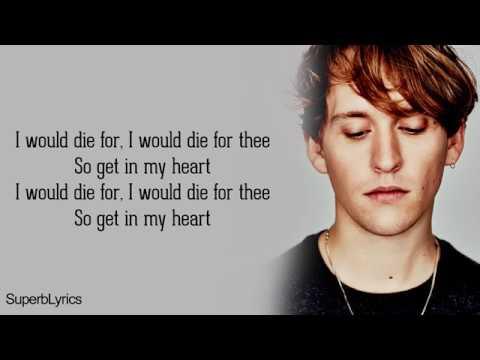 Rhodes - Close Your Eyes (Lyrics)