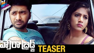 Howrah Bridge movie teaser ft Rahul Ravindran, Chandini Ch..