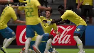 TIRADENVI playing FIFA 19 on Xbox One