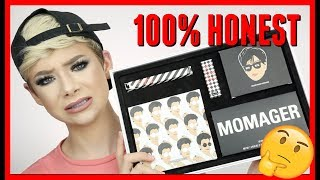 BRUTALLY HONEST KYLIE COSMETICS X KRIS JENNER REVIEW! hit or miss?