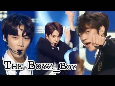 [HOT] THE BOYZ - Boy, 더 보이즈 - 소년 20180113