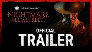 Dead by Daylight - A Nightmare on Elm Street Trailer