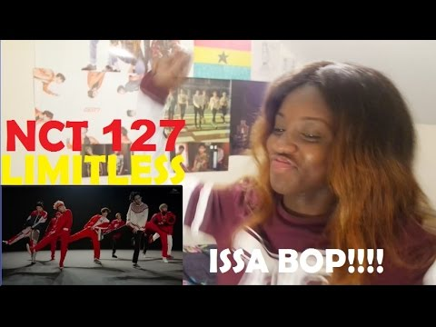 NCT 127 - 無限的我(무한적아; LIMITLESS) Rough + Performance Video REACTION [IT'S LIT!]