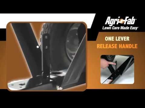 AGRI-FAB Agri Fab Economy Steel Tipping Trailer